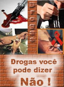 Diga Nao a Drogas