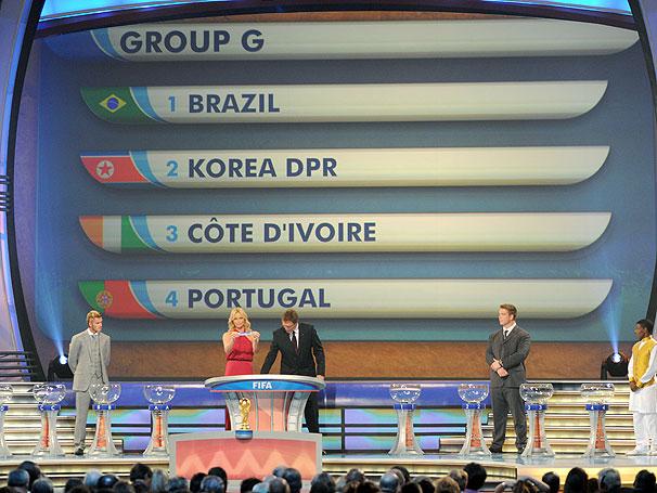 Brasil, copa do Mundo 2010