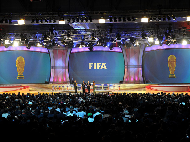 Sorteio Copa do Mundo
