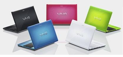 Sony Vaio EB