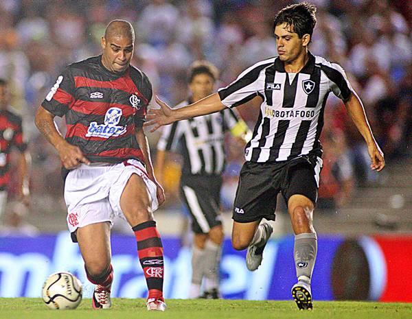 Flamengo e botafogo