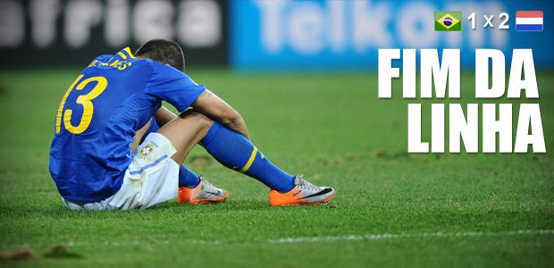 Brasil perde pra Holanda