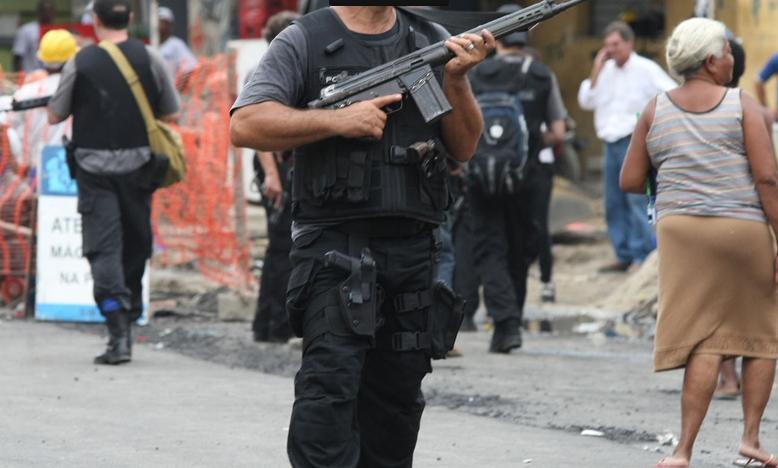 Violencia Rio - 2