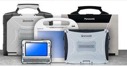 notebooks Toughbook