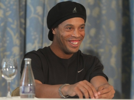 ronaldinho Flamengo