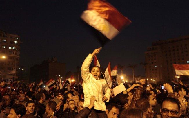 renuncia do presidente do Egito2